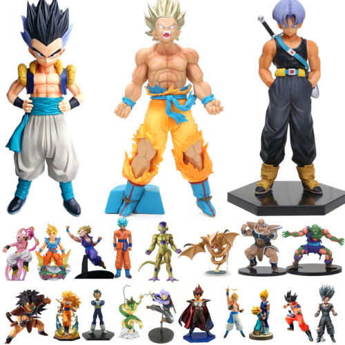 Dragon Ball Z Son Goku Super Saiyan Figur Figurine Anime Manga Figuren Spielzeug
