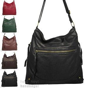 Handbag Large Across Cross Body Bag Long Adjustable Shoulder Strap Pockets