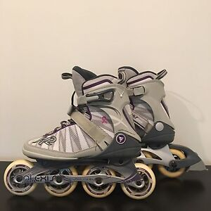 Ladies Roller Blades - Size 8