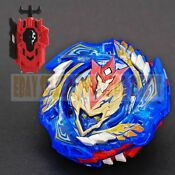 Cho-Z Valkyrie.Z.Ev B-127 Beyblade BURST+Red String LR Launcher B-88 TO