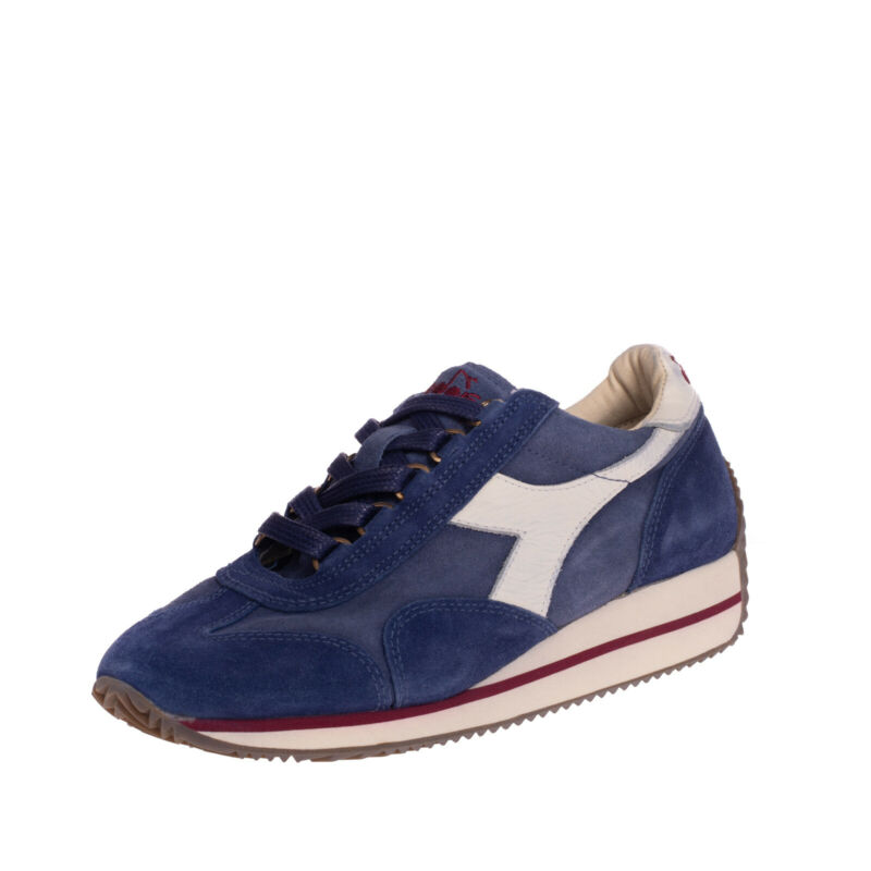 RRP €170 DIADORA HERITAGE EQUIPE S SW HH Leather Sneakers EU 37 UK 4.5 US 6.5