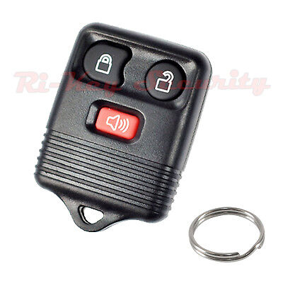 - Keyless Entry Remote Fob Alarm Replacement For Ford 3 Buttons DIY Programming
