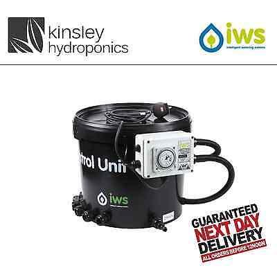 IWS Flood and Drain Basic Brain & Timer Pot System Auto Feed Hydroponics