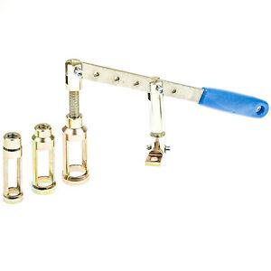Ventilfederspanner Satz Ventilschaftdichtung wechseln De-Montage Werkzeug Set