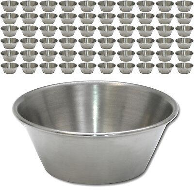 60 Buffet Schälchen Schale für kleine Portionen Marmelade 6cm Allzweckschälchen