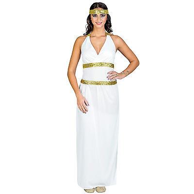 Toga Toga Toga (Frauenkostüm Römer Römerin Kostüm Toga Griechin Antike Göttin Karneval Fasching)
