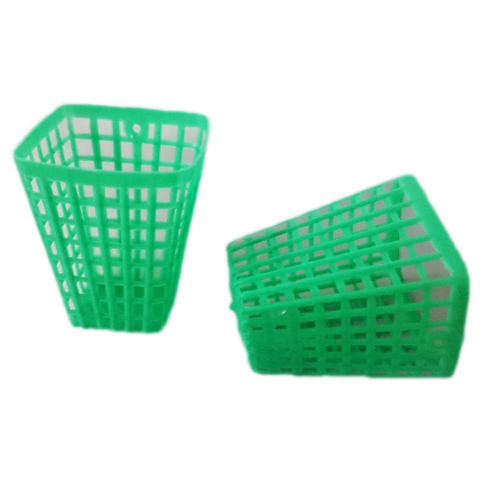 10x Plastikkörbchen, Ostern,Bastelbedarf, Basteln, Figur, Plastik...
