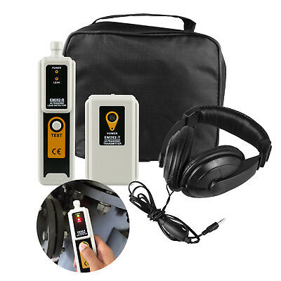 40khz Ultrasonic Leak Detector Transmitter Air Water Dust Leak Pressure Vacuum