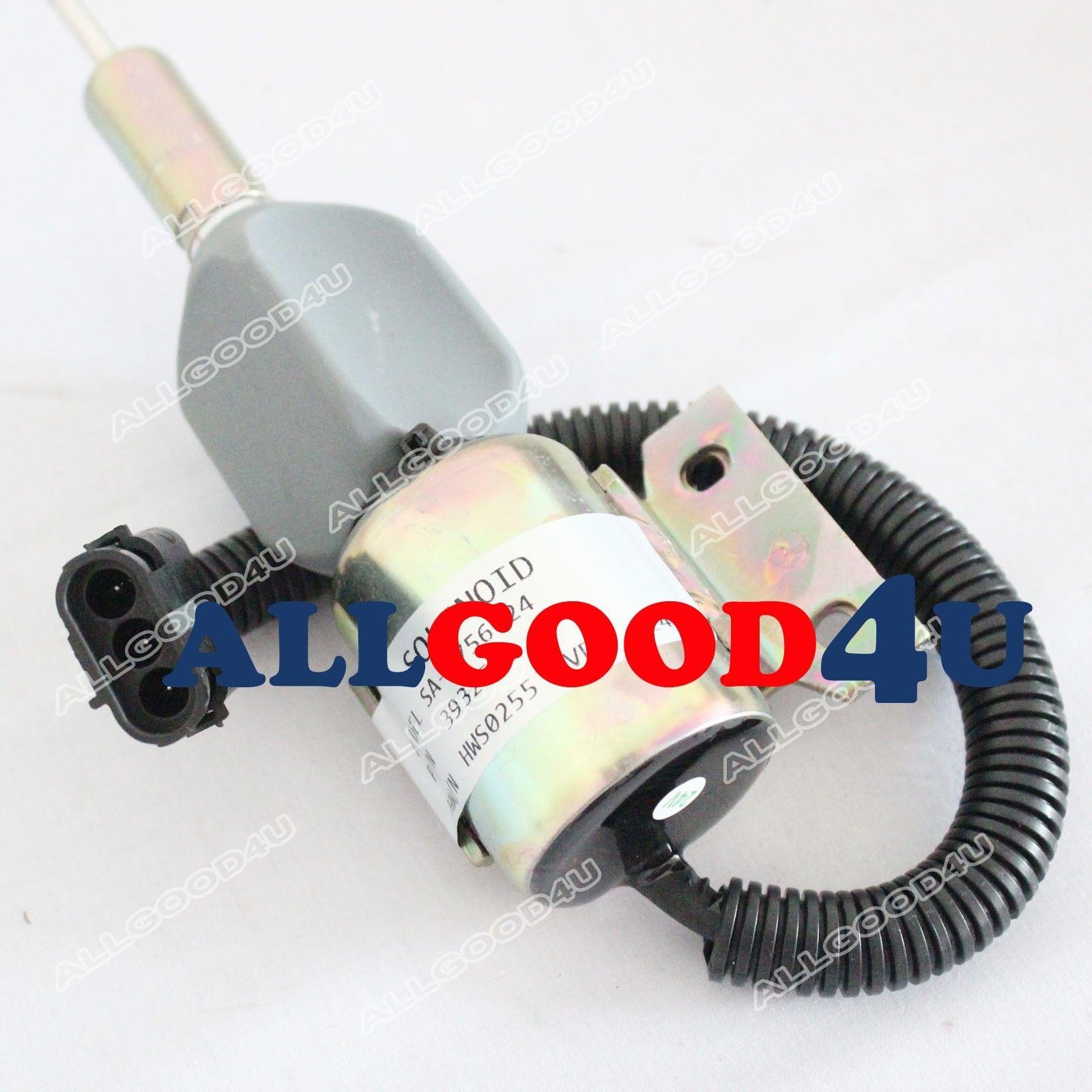 Solenoide 6733-81-9110 4D102E para Komatsu PW170ES 130ES PC160 180 150LC-6K