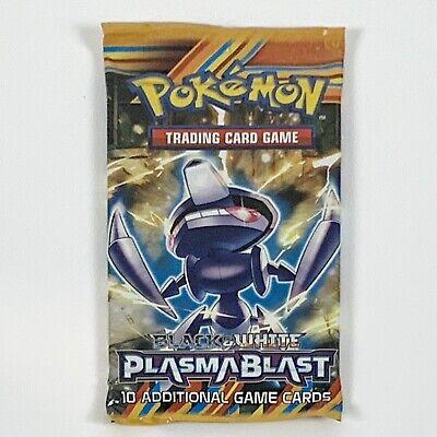 Plasma Blast - Pokemon B&W - NEW - 1 Pack - FACTORY SEALED RARE 2013 - Pokémon
