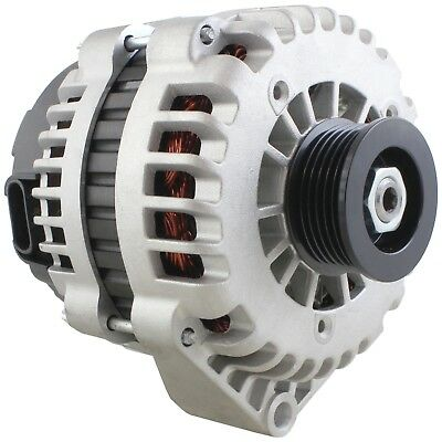 New 12V HIGH OUTPUT 260 Amp Alternator for Chevrolet Silverado replaces 19244746