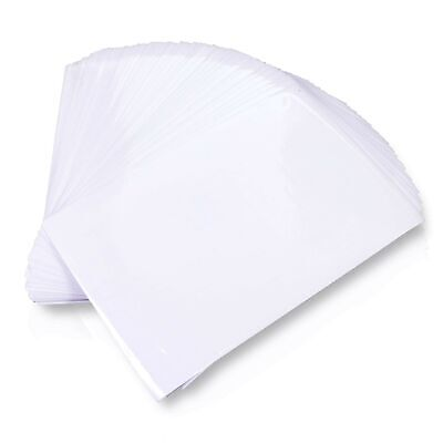 XFasten Self-Adhesive Laminating Sheets, 6 x 9 Inches, Pack of 100, 4.76 mil,