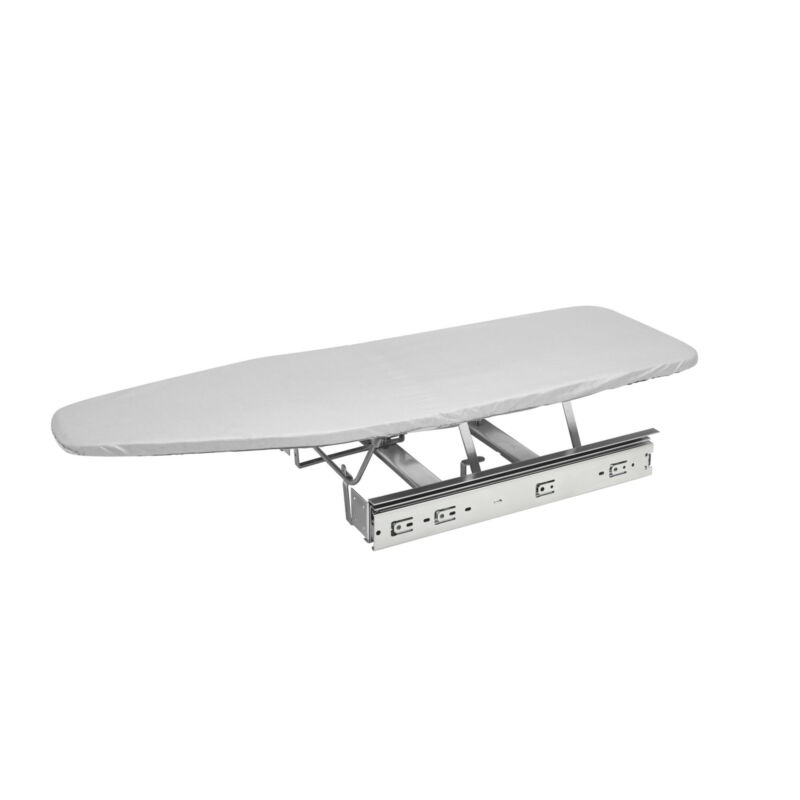 Rev-A-Shelf VIB-20CR Vanity Cabinet Drawer Adjustable Pullout Ironing Board