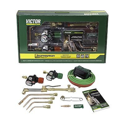 Victor Journeyman Welding Cutting Outfit 0384-2100
