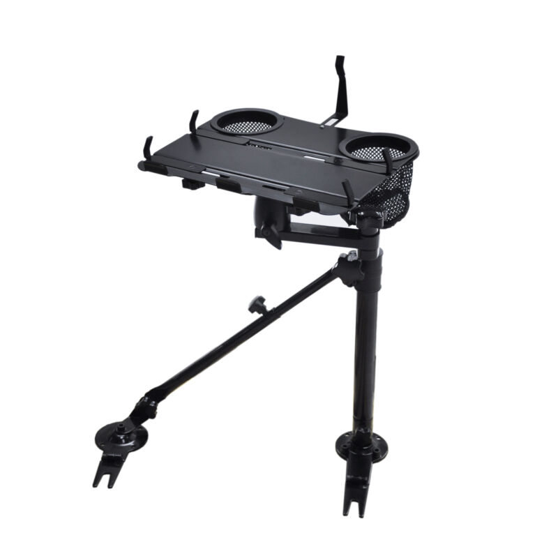 No Drill Vehicle Car Mount Stand Holder for PC Laptop Computer Macbook Tablets