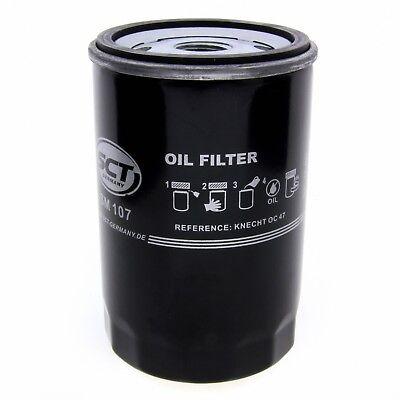 SCT Ölfilter SM107 Filter Motorfilter Servicefilter Anschraubfilter Dichtung