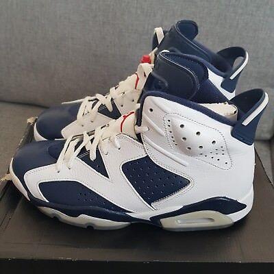 Nike Air Jordan 6 Olympic