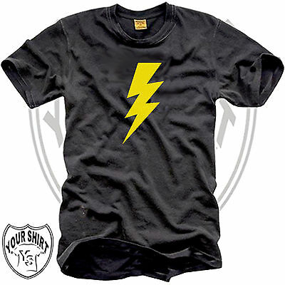 Blitz FLASH  T-Shirt S-5XL Spass fun lustig nerd