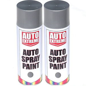 grey primer spray paint aerosol can auto extreme car bike van ebay. Black Bedroom Furniture Sets. Home Design Ideas
