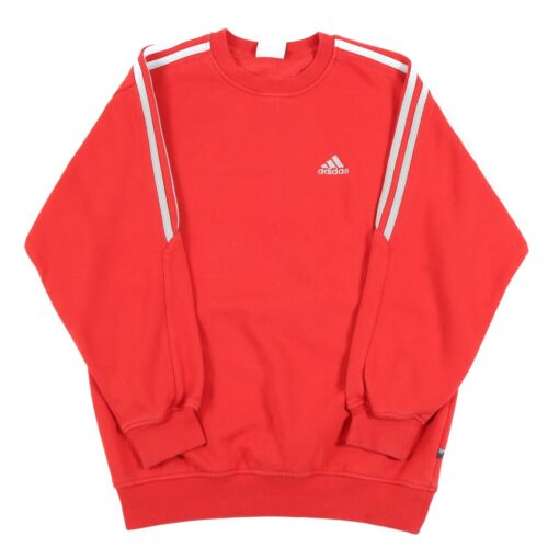 pre order great look cheap price Details about VGC 90s Vintage ADIDAS Sweatshirt | Men's S | Sweat Nineties  Retro Top