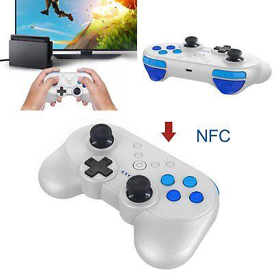 Wireless Bluetooth Controller Gamepad NFC for Nintendo Switch Automatic Sleep MV