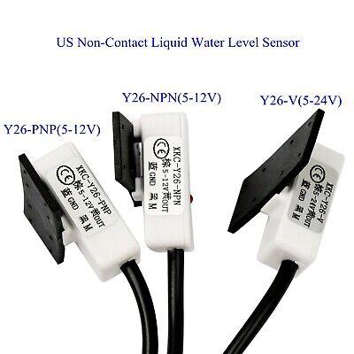 Us Non-contact Liquid Water Level Sensor Induction Switch Detector Y26-vpnpnpn