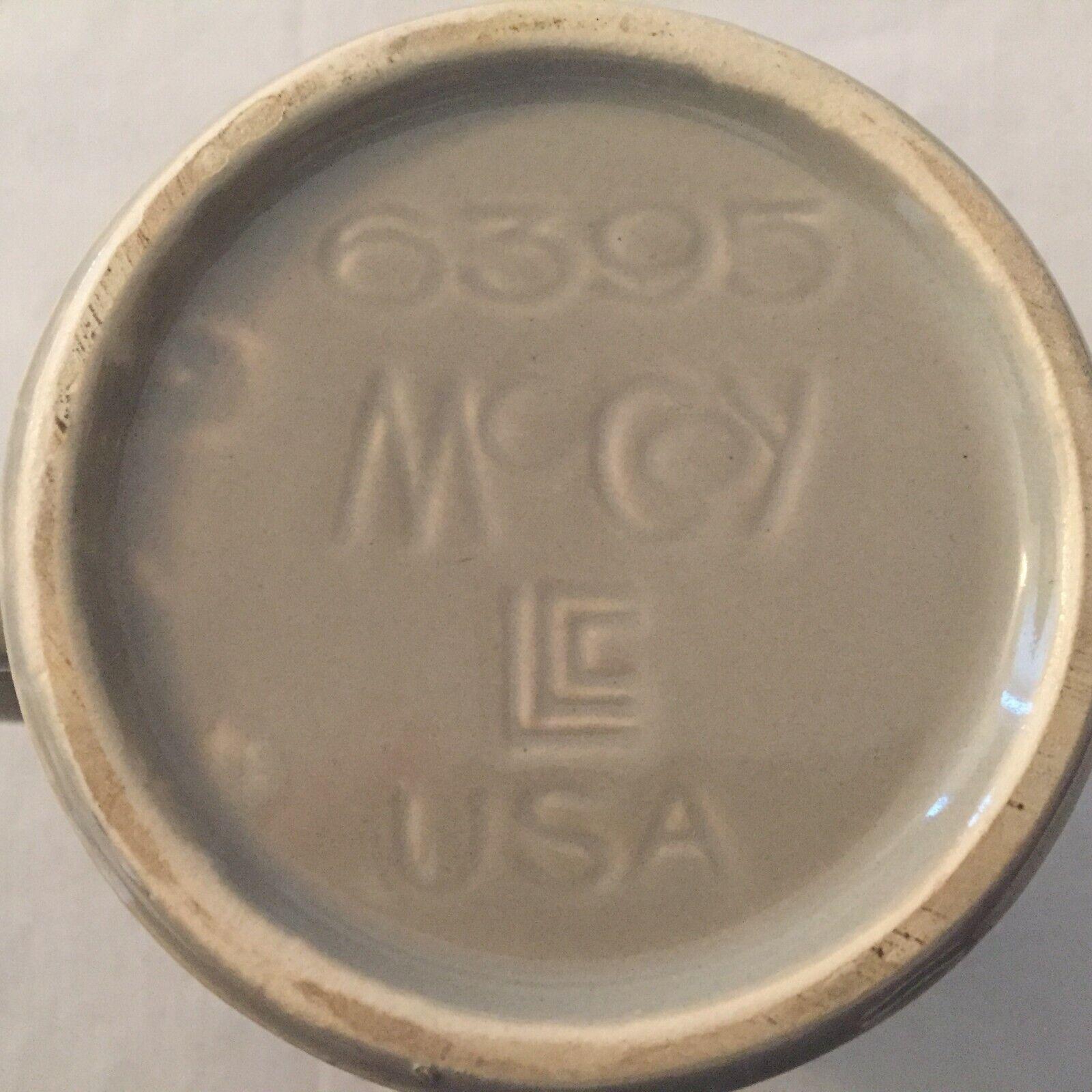 McCoy USA Reichelbrau Kulmbach Gray .5 Liter Stoneware Beer Mug - $19.99