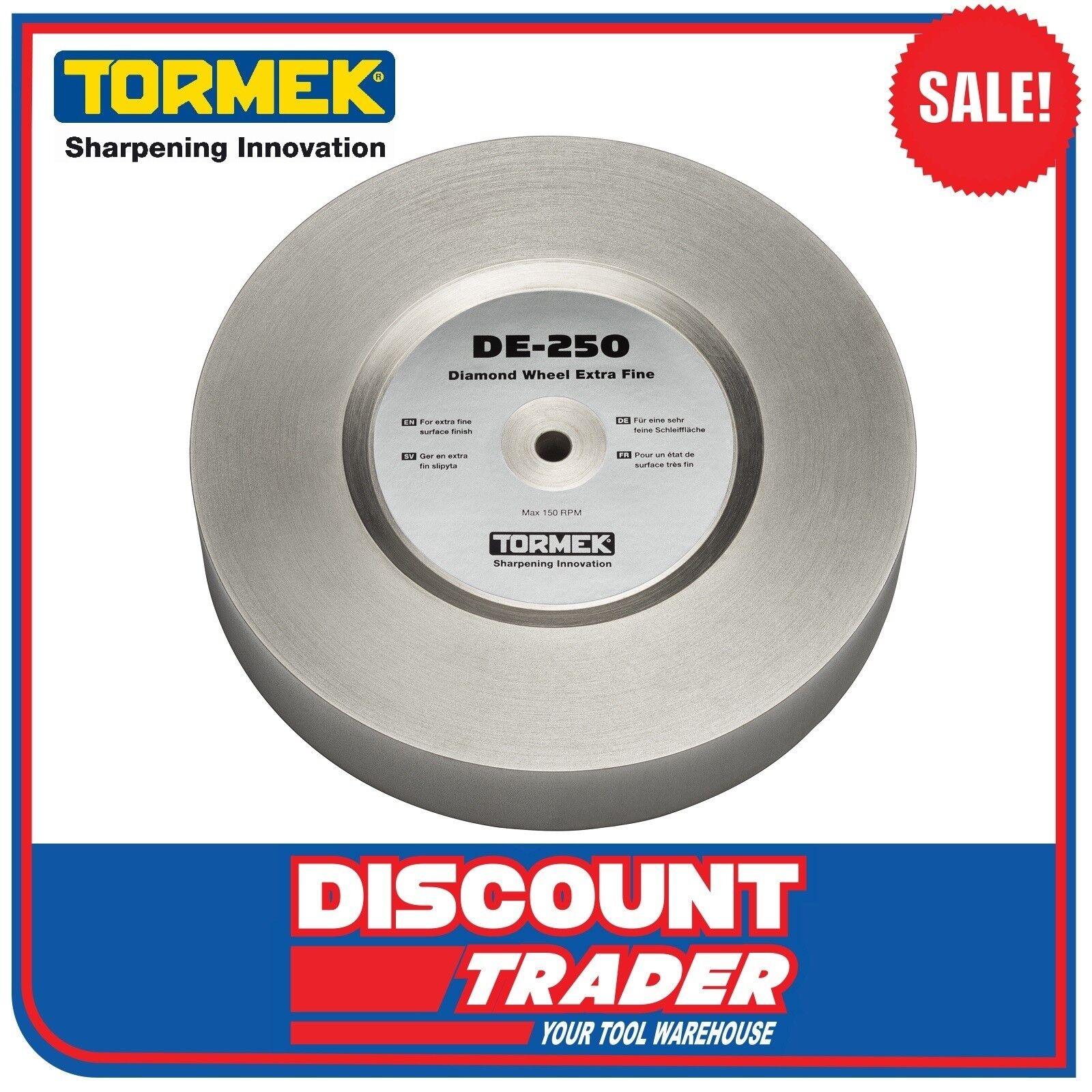 Tormek 1200 Grit Extra Fine Diamond Wheel DE-250 for T-8 and T-7