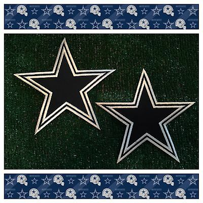 Dallas Cowboys TX NFL Football Sew/Iron-on BIG 7