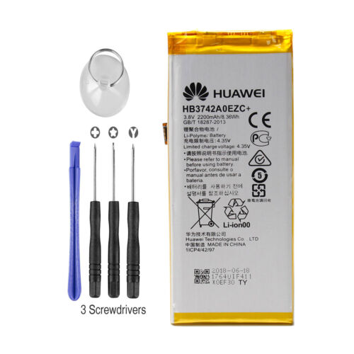 new original hb3742a0ezc battery for huawei honor