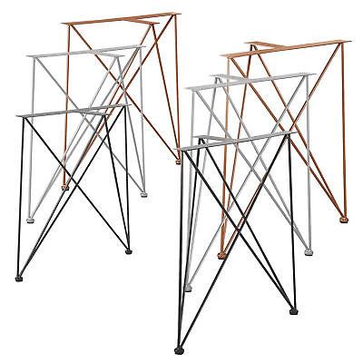 2x Tischgestell Hairpin Leg Tischuntergestell Tischkufen Tischbein Legs DIY