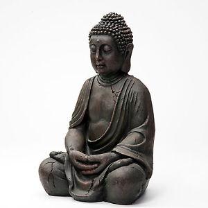 Buddha Deko Figur Budda Skulptur Buddhismus Statue Feng
