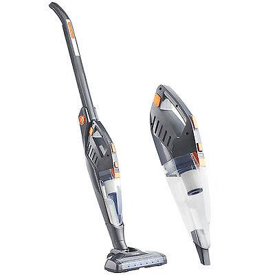 VonHaus Folding Vacuum Cleaner 2 in 1 Cordless Stick 22.2V Battery + Accessories