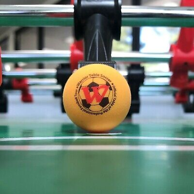 Set of 4 Warrior Table Soccer Classic Pro Game -