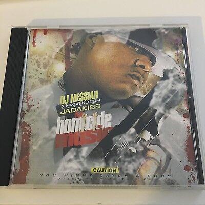 DJ Messiah Jadakiss Homicide Muzik Best of NYC D-Block Mixtape Promo Mix (Best Of D Block)