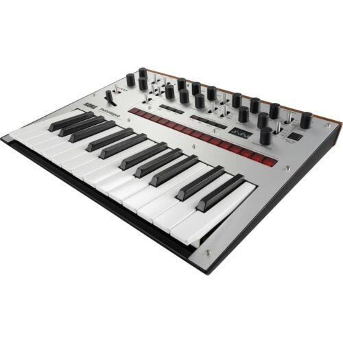 Korg Monologue 25-Key Monophonic Analog Synthesizer Silver