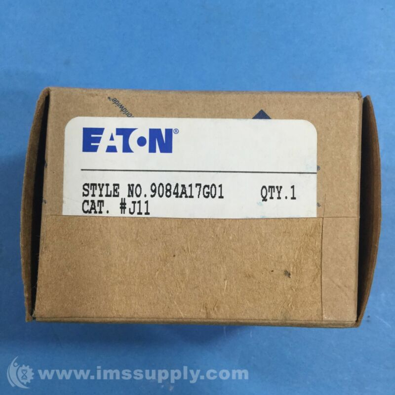 Eaton Corporation J11 Auxiliary Contact, 1No + 1Nc FNOB