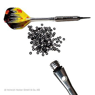 +++ Gummiringe für Dartpfeil / Gummi-Ringe für Dartschaft 30/50 Stk. Zubehör +++