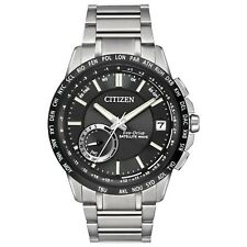Citizen Eco-Drive Men's Satellite Wave Chronograph 44mm Watch CC3005-85E