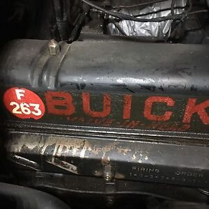 1952 Buick parts