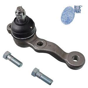 unten, Vorderachse rechts 1 St/ück Blue Print ADT38656 Traggelenk // F/ührungsgelenk mit Kronenmutter und Splint