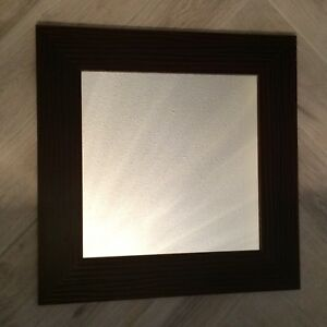 Restoration Hardware vintage salvaged wood mirror