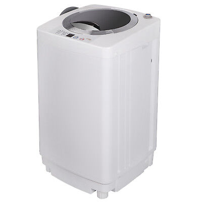 Portable Full-automatic Wash Machine Compact Design Powerful Motor Clean Better