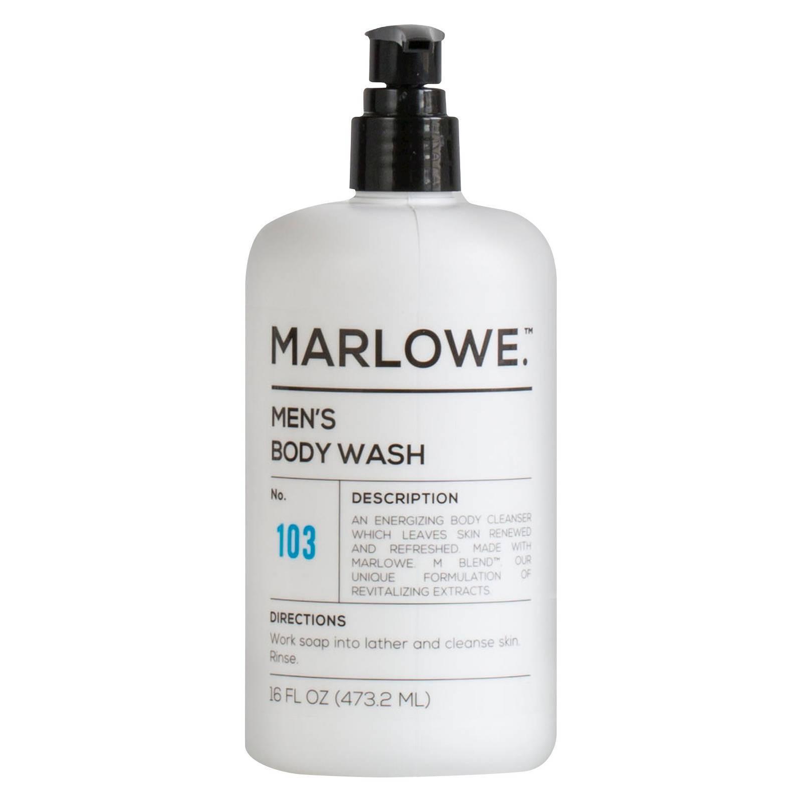 Marlowe Men S Body Wash No 103 16 Fl Oz For Sale Online Ebay