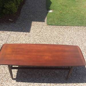 Special Timber Coffee Table with Magazinbe shelf under Nerang Gold Coast West Preview
