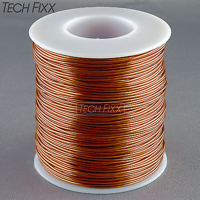 Magnet Wire 19 Gauge Awg Enameled Copper 250 Feet Coil Winding 200c