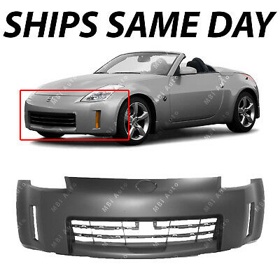 NEW Primered - Front Bumper Cover Replacement for 2006-2009 Nissan 350Z 06-09