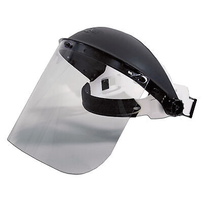 Hobart Face Shield With Headgear - Clear Model 770118