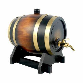Brand New Port Barrel Cask, Keg, Gift for any occasion & Home bar