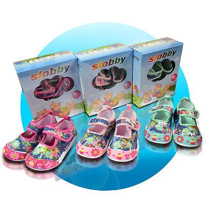 ndalen Sandaletten Kinder Schuhe Gr 19-24 Sommerschuhe Blumen (Trendige Kinder)